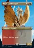 ☆特殊枠【英語】アダルト・ゴールド・ドラゴン/Adult Gold Dragon