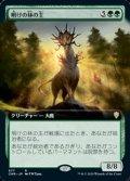 ☆特殊枠【日本語】明けの林の主/Dawnglade Regent