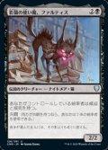 【日本語】影猫の使い魔、ファルティス/Falthis, Shadowcat Familiar