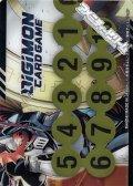 【ST】スタートデッキ デュークモン(ST-7)封入 メタル仕様メモリーゲージ(2種各1枚セット)