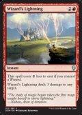 【英語】魔術師の稲妻/Wizard's Lightning