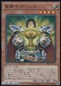 【スーパーレア】聖騎士ボールス