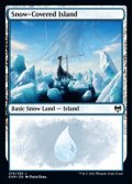 【英語】冠雪の島/Snow-Covered Island(No.278)