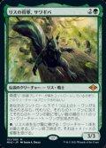 【日本語】リスの将軍、サワギバ/Chatterfang, Squirrel General