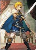 スペシャルマーカーカード「アイトリス国の王子 シオン」