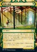 ☆特殊枠【日本語Foil】冒険の衝動/Adventurous Impulse