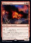 【日本語Foil】灰のフェニックス/Phoenix of Ash