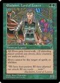 【英語】葉の王エラダムリー/Eladamri, Lord of Leaves