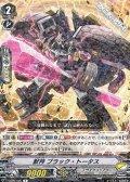 【R】獣神 ブラック・トータス