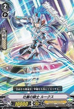 画像1: 【TD】壮麗の騎士 ルークス