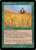 【英語】エレファント・グラス/Elephant Grass